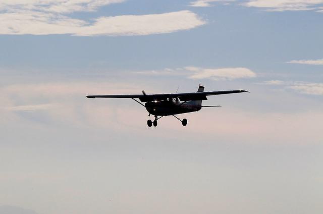 malé letadlo
