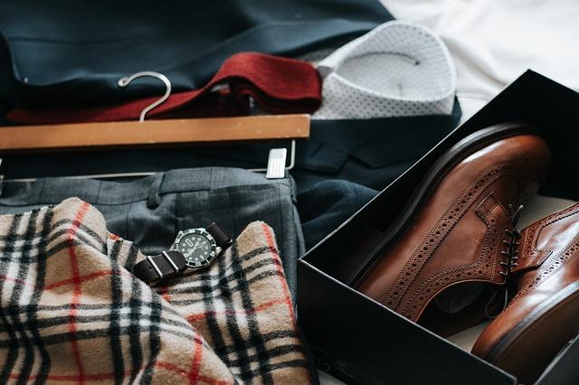 oblečení pánské